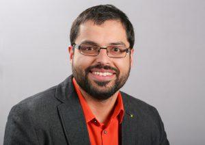 David Grade war OB-Kanidat der Piraten und sitzt in der Bezirksvertretung Innenstadt-Nord.