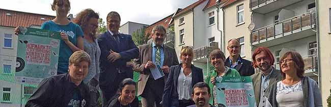 Erstmals Hofmärkte in der Dortmunder Nordstadt: Beim Trödeln sind auch attraktive Innenhöfe zu erleben