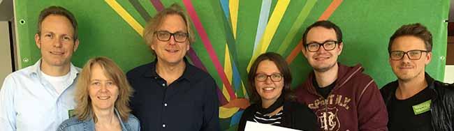 Svenja Noltemeyer und Ulrich Langhorst wollen für die Grünen in Dortmund in den Landtag einziehen