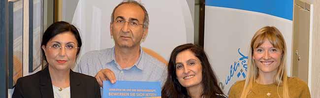 Wirtschaftlicher Erfolg durch kulturelle Vielfalt: Startschuss für den 11. Interkulturellen Wirtschaftspreis 2016