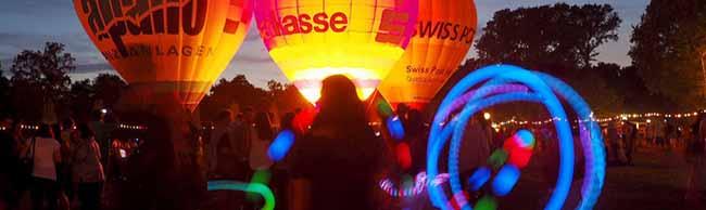 Sternenzauber über dem Fredenbaumpark –  Das große Lichterfest lockt seit fast 50 Jahren in die Nordstadt