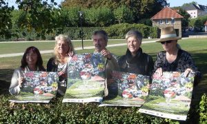 Am 2. Oktober wird der 75. Geburtstag des Hoeschpark gefeiert. Foto: Sportwelt