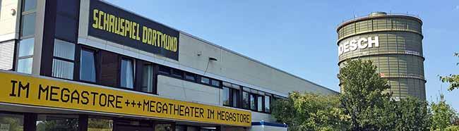 """Rückkehr des Schauspiels in die City verzögert sich: Intendant Kay Voges verspricht weiter """"Megatheater im Megastore"""""""