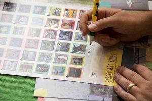 Im Union-Viertel wird es Street Art Bingo geben. Fotos: Fraunhofer UMSICHT