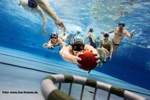 Unterwasserrugby ist ein faszinierender Sport. Foto: www.Joe-Kramer.de