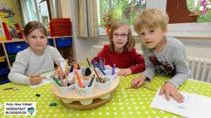 Fast 10.000 OGS-Plätze gibt es derzeit an Dortmunder Grundschulen. Archivbild: Alex Völkel