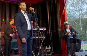 Die vier Musiker der Gruppe Jamal Ahlam sind international bekannt.
