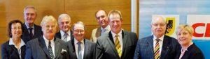 Die CDU Dortmund lädt traditionell anlässlich des Tages der Deutschen Einheit zum festlichen Empfang ein.