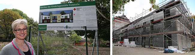 DRK Dortmund betreibt neuen Kindergarten in der Nordstadt  – Anmeldungen in der Kielstraße sind noch möglich