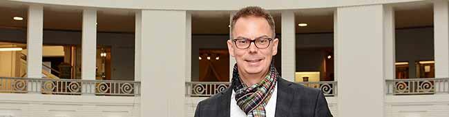 Erster Arbeitstag für Dr. Jens Stöcker: Museum für Kunst und Kulturgeschichte in Dortmund unter neuer Leitung