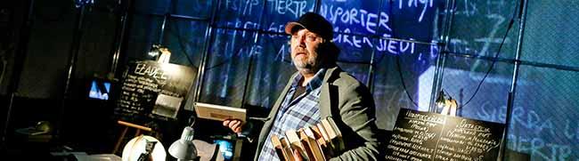 """""""Die schwarze Flotte"""" heißt die Story hinter dem Theaterstück. Fotos: beste Hupfeld/ TheaterDO"""