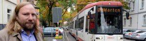 Mehr Unterstützung vom Bund zur Modernisierung der Bus- und Straßenbahnflotte fordert Grünen-Fraktionssprecher Anton Hofreiter.