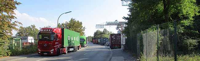 Fahrbahn in der Kanalstraße wird im Frühjahr 2017 erneuert – Arbeiten in vier Abschnitten werden drei Monate dauern