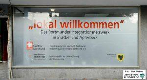 """lokal willkommen"" befindet sich am Brackeler Hellweg 146."