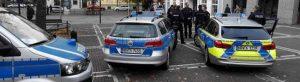 Die Polizei zeigt in Dorstfeld rund um die Uhr verstärkt Präsenz.