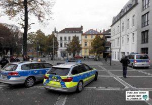 Mit einem Präsenzkonzept hat die Polizei ihren Druck auf Neonazi-Szene in Dorstfeld erhöht.