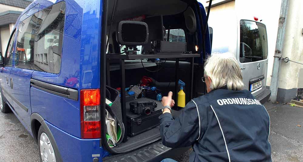 Die Stadt Dortmund setzt seit Jahren auf mobile Überwachungstechnik. Weitere Wagen könnten folgen.