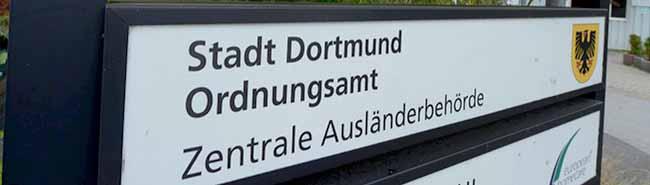 """""""Beratungsresistenz"""": Die Bemühungen um den Erhalt der Zentralen Ausländerbehörde in Dortmund laufen ins Leere"""