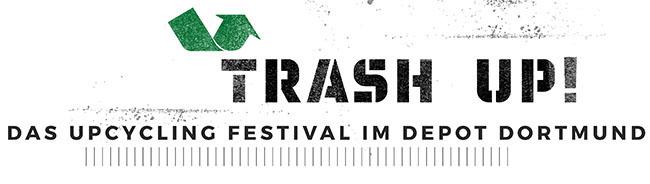 """""""Trash Up"""": Das erste Upcycling-Festival in NRW zeigt nützliche und ausgefallene Produkte aus Abfall im Depot"""