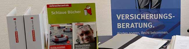 Individuelle Hilfe und Beratung: Die Verbraucherzentrale Dortmund hilft im Dschungel von Versicherungen