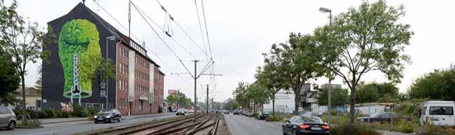 Diskussionsveranstaltung: Boulevard Bornstraße – eine Zukunftsvision für ein noch lebenswerteres Dortmund