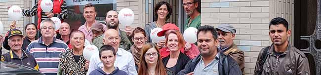 Neue Räume für bodo e.V.: Zusätzliche Anlaufstelle des Obdachlosenmagazins in der Schwanenstraße eröffnet