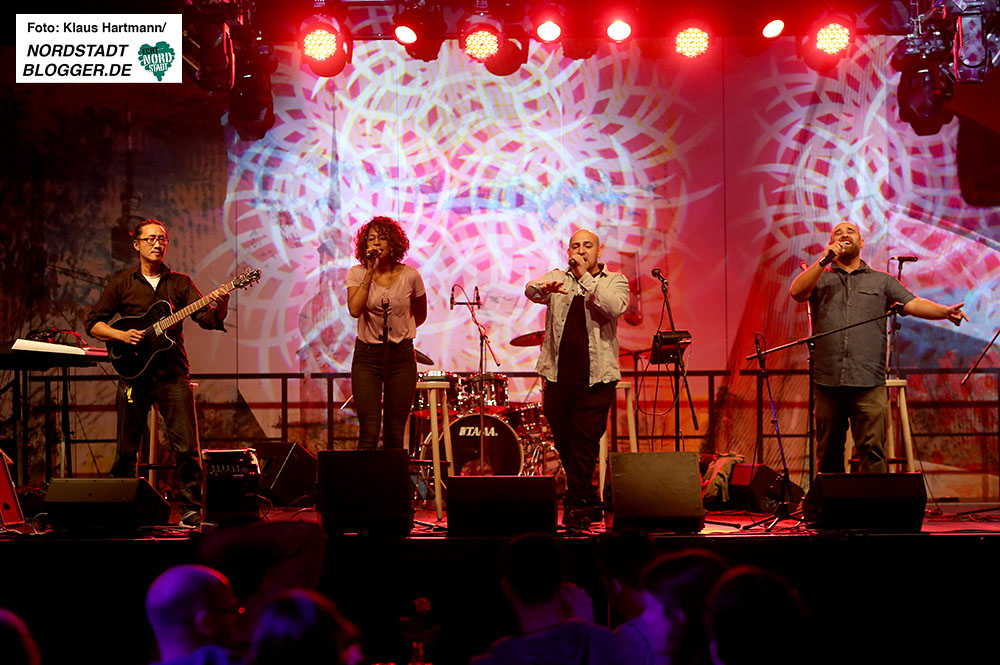 2. One World Festival im Dietrich-Keuning-Haus. Klangpoet