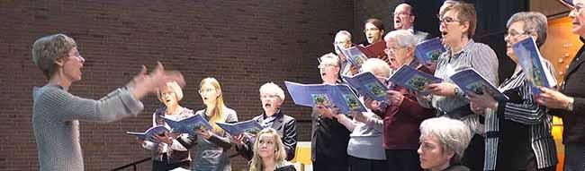 Klassische Kirchenmusik in der Nordstadt: Der Markus-Chor in der Lydia-Gemeinde pflegt sie seit mehr als 90 Jahren