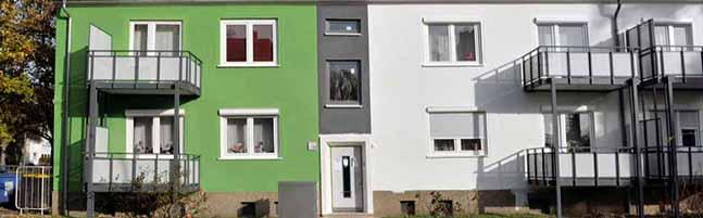 Hohe Investitionen des kommunalen Wohnungsunternehmens DOGEWO21 in denWohnungsbestand in Eving