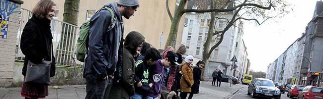 Verkehrssicherheit für Flüchtlingskinder – Trainingseinheiten in Vorbereitungsklassen und Sammelunterkünften
