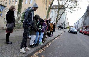 Verkehrssicherheit für Flüchtlingskinder in Dortmund