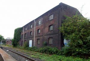 In diesem Gebäude in der Speicherstraße (Rückansicht) soll das Projekt Heimathafen angesiedelt werden. Foto: BDA