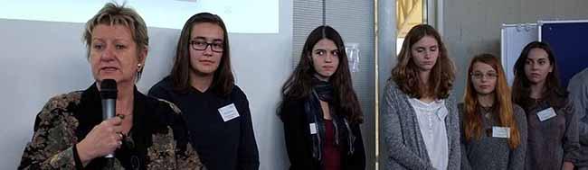 Geschichtsunterricht mit dem IBB in Auschwitz: Hört man die Jugendlichen erzählen, ist die Förderung gut angelegtes Geld