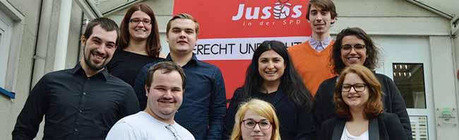 Die JUSOS Dortmund haben einen neuen Vorstand gewählt: Mit Frauenpower und frischem Blut in den Wahlkampf