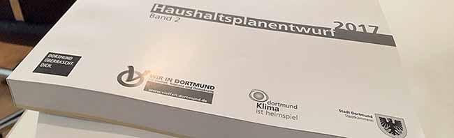 Bezirksregierung gibt grünes Licht für den Dortmunder Haushalt – Kritik an Risiken und mangelndem Sparen