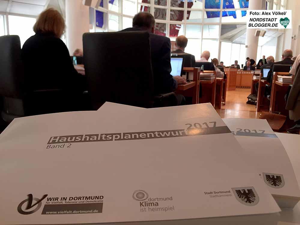 In der Dezember-Sitzung des Rates soll der Haushalt 2017 verabschiedet werden.