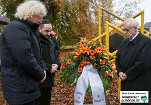 Gedenken an die Pogromnacht in Dorstfeld.
