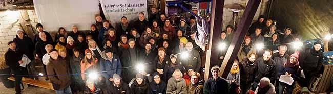 """""""Solidarische Landwirtschaft"""" im Norden von Dortmund: Gemeinsam ackern im vierten Wirtschaftsjahr"""