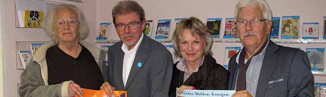 """""""Benefiz für Unicef"""": Aktion mit Künstlerinnen und Künstlern aus Dortmund erlöste 6363 Euro für den guten Zweck"""
