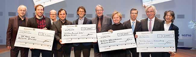 Sechs gemeinnützige Einrichtungen erhalten Spenden in Höhe von insgesamt 19.000 Euro. Foto: Lutz Kampert/Lions