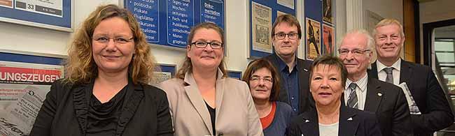 90 Jahre Institut für Zeitungsforschung: Die älteste wissenschaftliche Einrichtung Dortmunds feiert Geburtstag