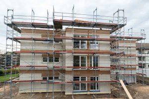 2018 steht dem sozialen Wohnungsbau für Neubauten und Sanierungen 30 Millionen Euro zur Verfügung. Foto: NSB-Archiv