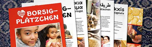 """""""Am Borsigplatz gebacken…"""": Ein neues Kochbuch nicht nur für (Weihnachts-) Plätzchen von Borsig11 vorgestellt"""