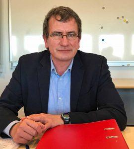 Martin Grebe, Mieterverein, Dortmund und Umgebung.