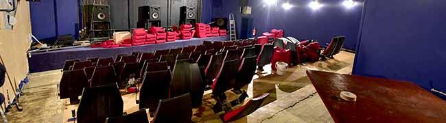 Die Schauburg ist überraschend gerettet: Bereits am Freitag geht der Betrieb im ältesten Kino von Dortmund weiter