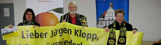 """Zehnte """"Schwarzgelbe Gründerzeit"""": Benefizveranstaltung zum 107. Geburtstag des BVB in der Nordstadt"""