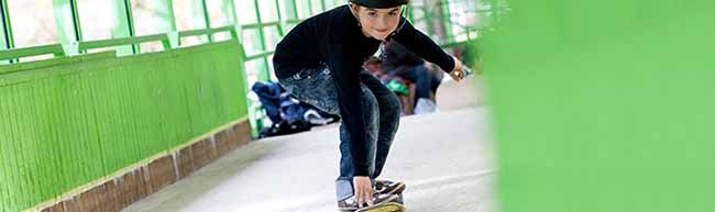 Kostenloser Bewegungsspaß im Kulturrucksack: Zwischen Weihnachten und Neujahr in der Nordstadt-Skatehalle
