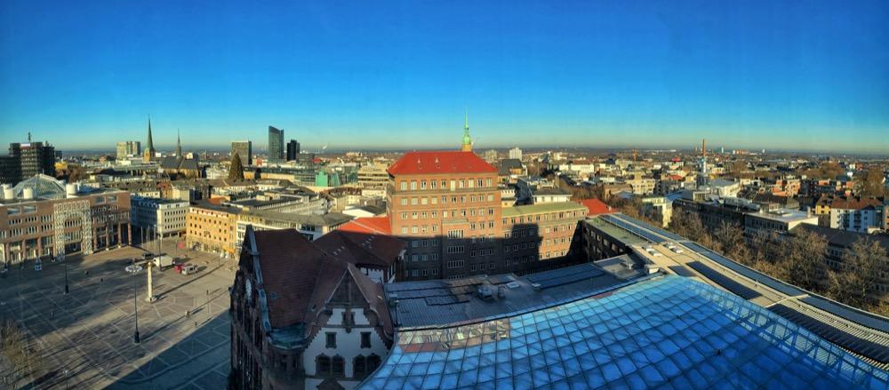 Dortmund ist attraktiv - über 600.000 Menschen leben mittlerweile hier.