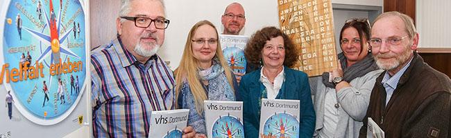 Von Luther bis Dada: Im neuem Programm für 2017 der Volkshochschule Dortmund steckt große Vielfalt