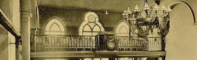 SERIE Nordstadt-Geschichte(n): Die Anfänge der Baptisten-Gemeinde – 1858 gab es den ersten Gottesdienst